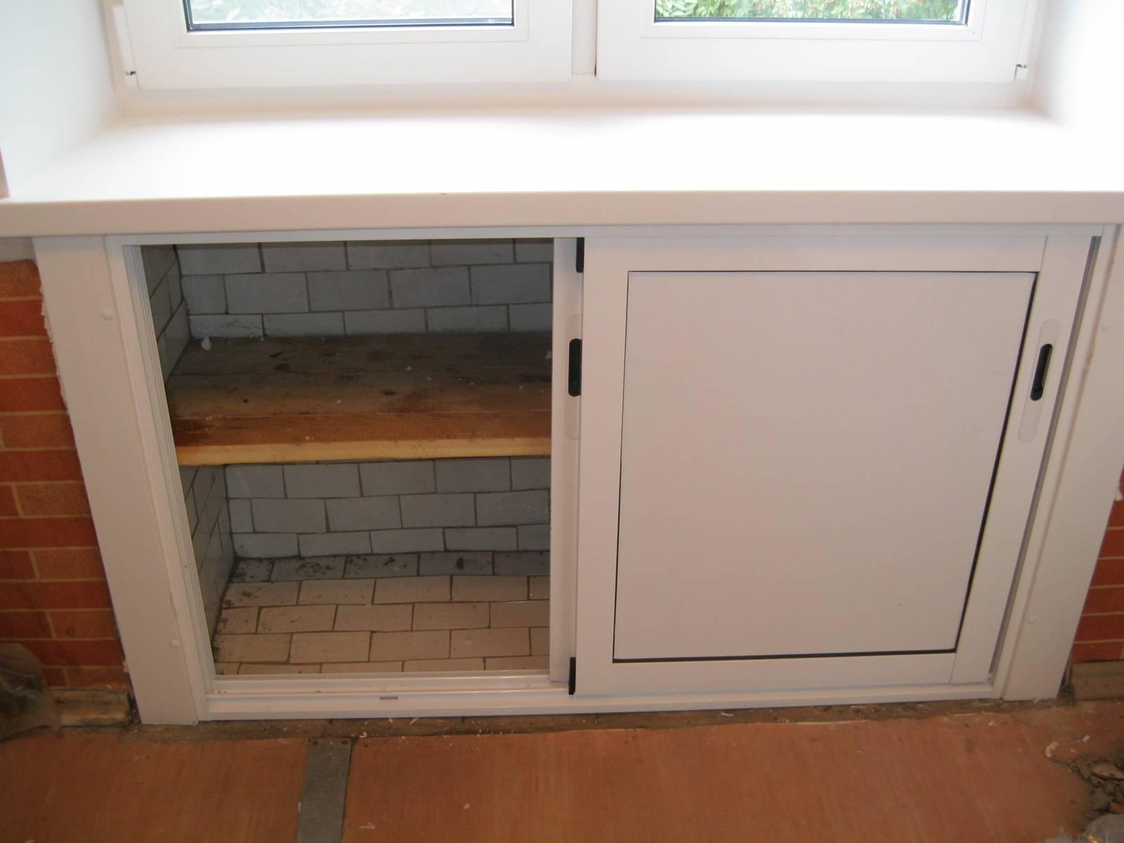 Как сделать холодильник за окном своими руками 32